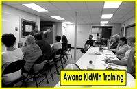 Awana 2015 KidMin Training 083115
